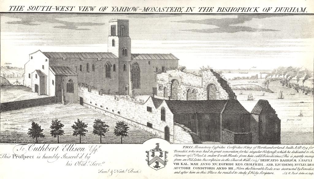 St. Paul's Church and Monastery, Jarrow