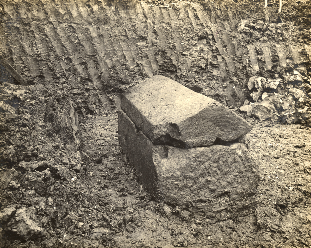 Roman Coffin, Newcastle Upon Tyne