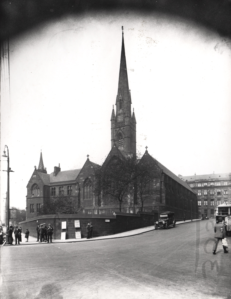 St. Mary's R.C. Cathedral, Neville Street/Bewick Street, Newcastle upon Tyne