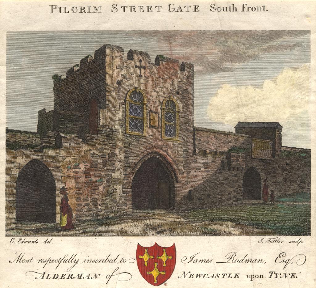 Pilgrim Street Gate
