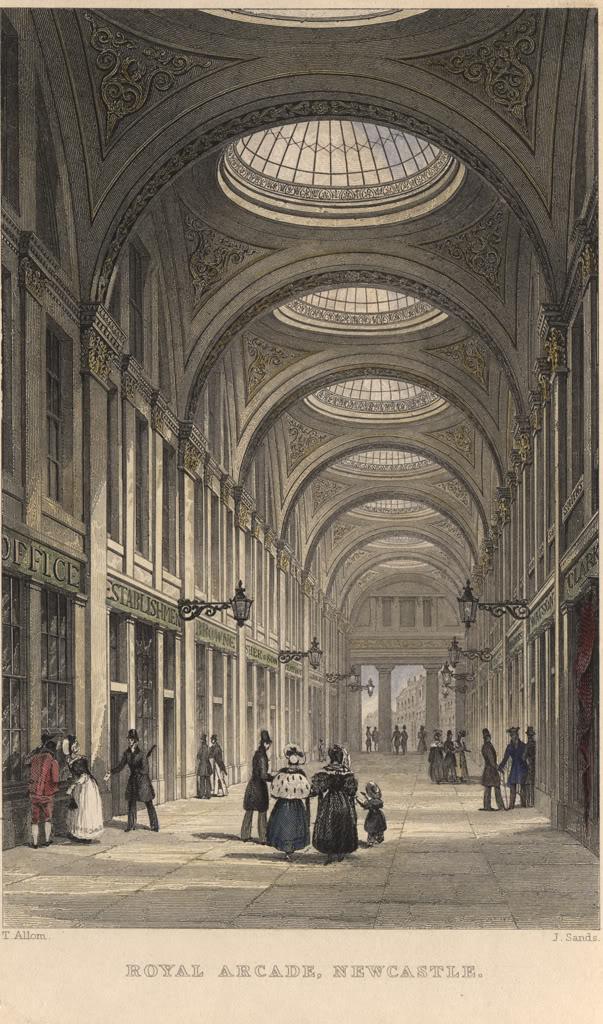 Royal Arcade, Pilgrim Street