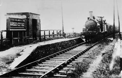 Marsden Cottage Station