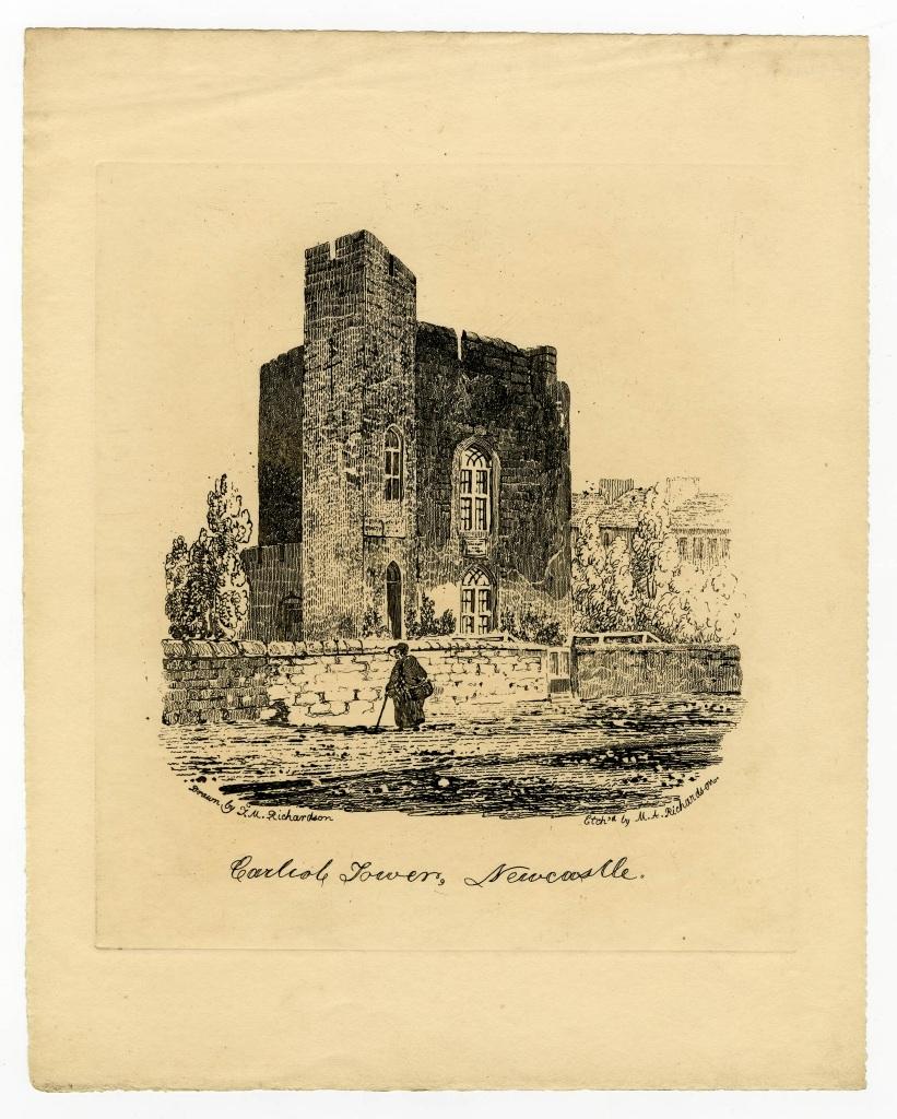Carliol Tower, Newcastle