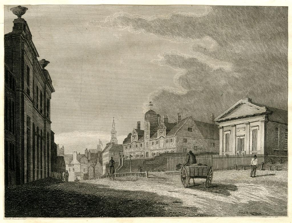 Newcastle, Keelmen's Hospital